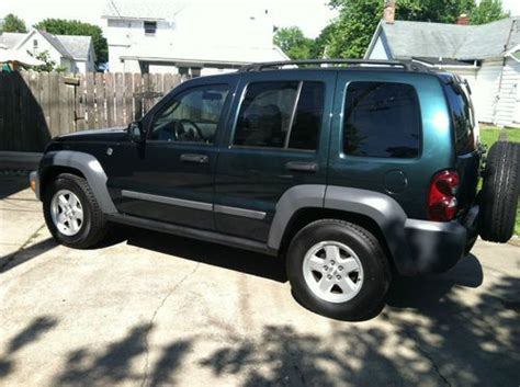 lowered jeep liberty sell used lower price 2005 jeep liberty limited sport