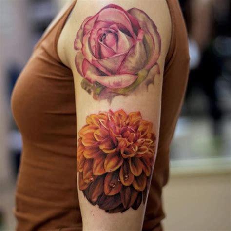 Orchids Tattoos Designs incredible flower tattoo designs  women 1080 x 1080 · jpeg