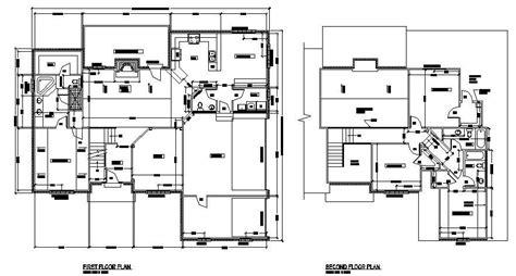 house design autocad download house plan cad layout drawing cadblocksfree cad blocks free