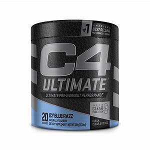 Cellucor C4 Ultimate Quarantine Giveaway