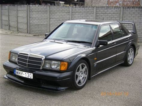 mercedes benz    evolution ii german cars