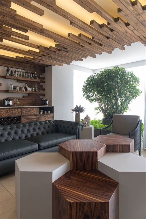 Bar Ceiling Design the decorative ceiling design in this living room will get