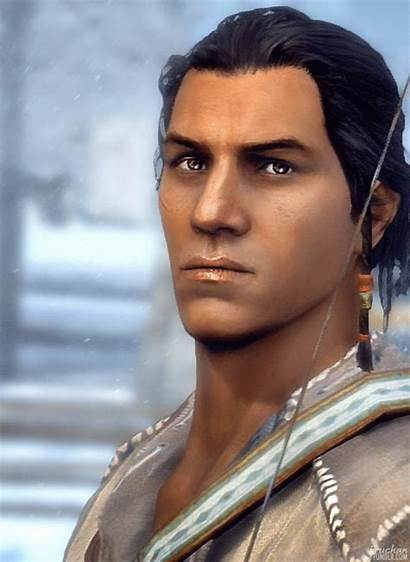 Creed Kenway Connor Assassin Face Cry Fear