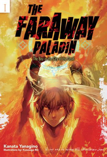 faraway paladin light  manga anime planet