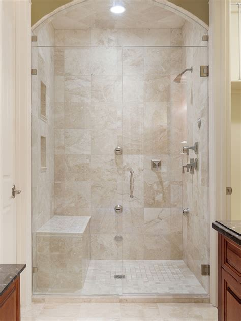 bathroom shower bench design pictures remodel decor and