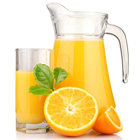Orange Juice Is Shown To Boost Alertness And Concentration