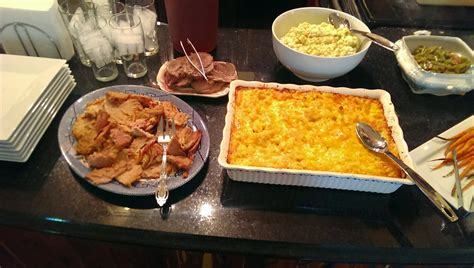 Try my easy recipe for southern baked macaroni and cheese. Julia's Simply Southern: Southern Easter Dinner
