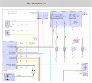 Drivers Side Headlight Wiring  I Had To Install An