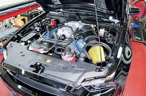 2015 Dodge Challenger Hellcat Dyno Test