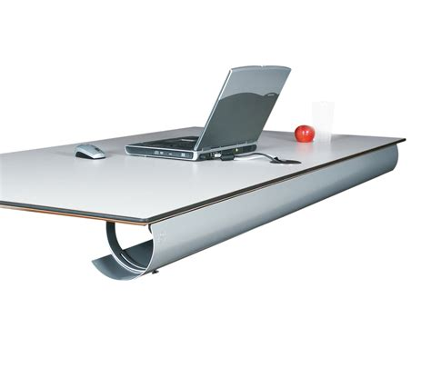 computer desk cable halfpipe cable management from götessons architonic