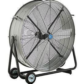 industrial fans direct com fans blower fans 36 inches portable tilt drum blower