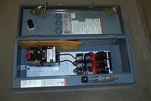 Schneider Square D 8538sba66v02 30 Amp Service Disconnect