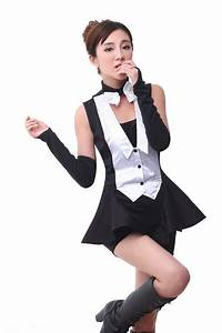 Halloween Carnival Magician cospaly costume Female Dress ...