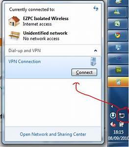 Connexion Vpn Windows 7 : windows 7 how to create a shortcut to a vpn connection super user ~ Medecine-chirurgie-esthetiques.com Avis de Voitures
