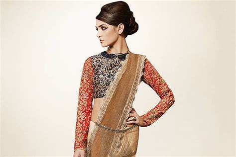 Indian Blouse Designs   10 Best Blouses For Special Occasions