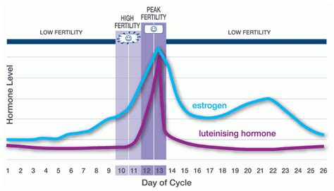 what is the optimum lh hormone level required for fertility fertility republic