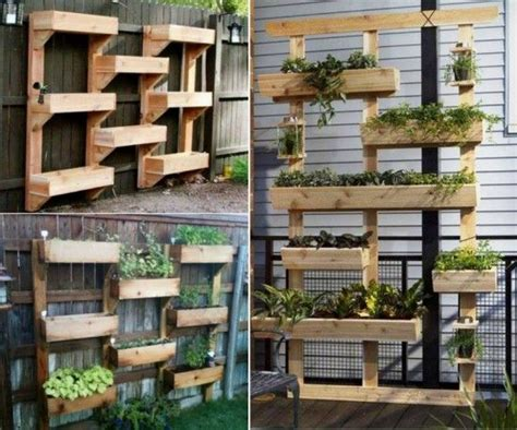 Vertical Gardening Diy by 25 Creative Diy Vertical Gardens For Your Home