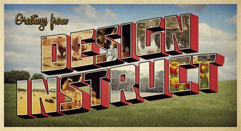10 Unique Back Of Postcard Template Photoshop 40 Best Photoshop 3d Text Effect Tutorials Web Graphic