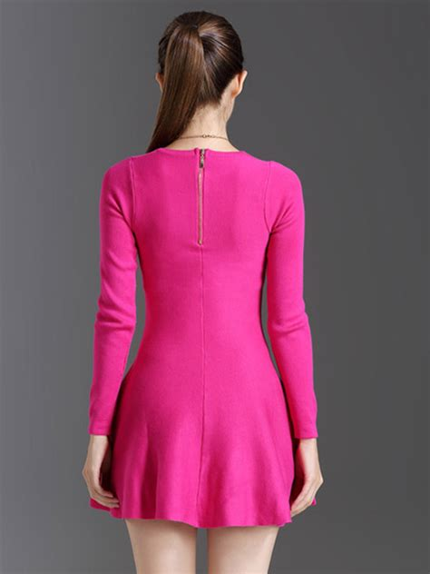 limited discount   classic hot pink long sleeve