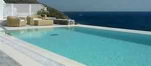 grece location vacances villa de luxe mykonos With residence vacances avec piscine privee