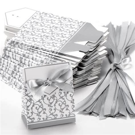 deco fleur table mariage free shipping arrive 50x boite a dragee accessoire mariage decoration table bapteme fete fleur