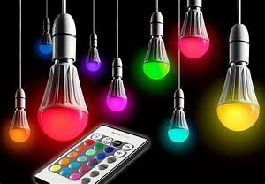 Color changing led lamp - 10 simple ways to make your ...
