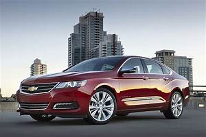 2017 Chevrolet Impala Chevy Gas Mileage The Car Connection