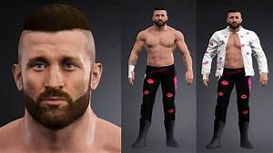 WWE 2K17 | MIKE KANELLIS IN-RING WWE ATTIRE | SmackDown ...