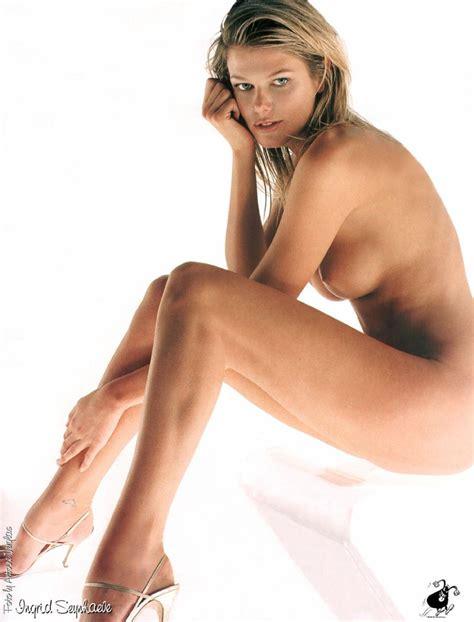 ingrid vandebosch nude