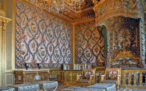 la chambre de la reine file la chambre de l 39 impératrice vue d ensemble château