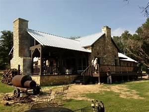 Texas Ranch House Rebirth - Rustic - Exterior - dallas