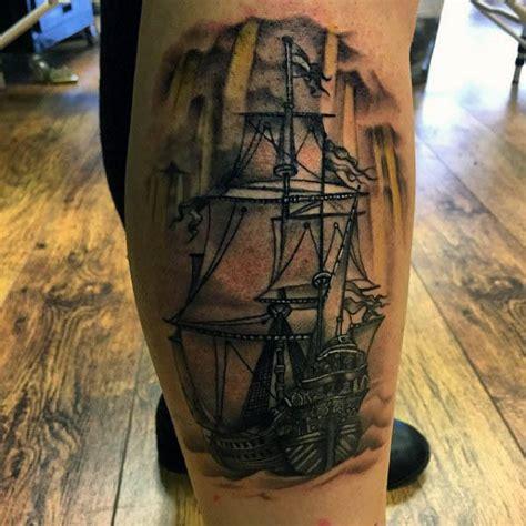 sailboat tattoo designs  men nautical sophistication
