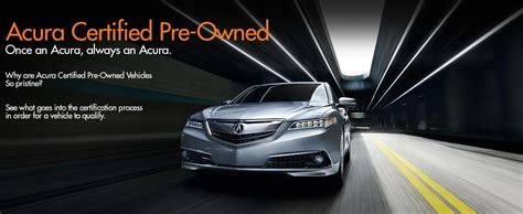Pre Certified Acura by Acura Certified Pre Owned Miami Fl Miami Acura
