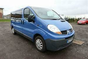 2007 57 Renault Trafic 2 0 Ll29 Standard Dci 5d Auto 115