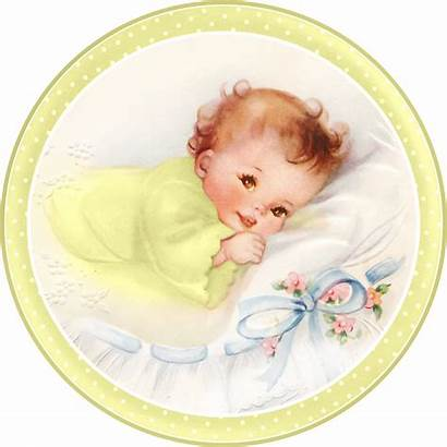 Printable Cards Babies Clip Printables Bed Clipart