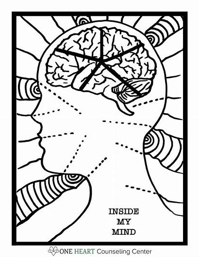 Therapy Coloring Pages Therapeutic Printable Professionals Helping