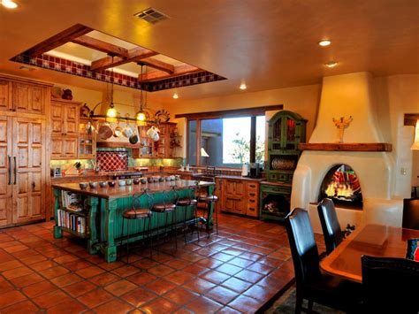 southwest kitchen colors western kitchen decor pictures ideas tips from hgtv hgtv 2410