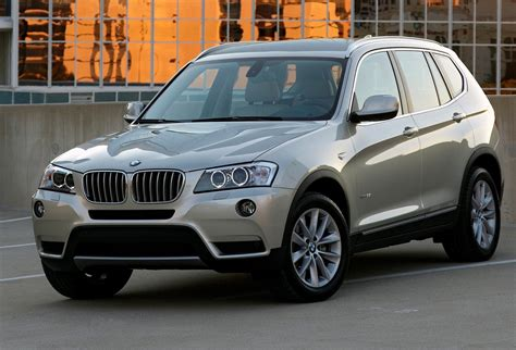 2018 Bmw F25 X3 Gets New Standard Features Autoevolution