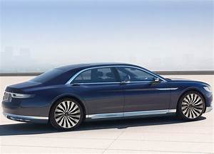 Continental Auto : 2015 lincoln continental concept previews new lincoln flagship sedan autotribute ~ Gottalentnigeria.com Avis de Voitures
