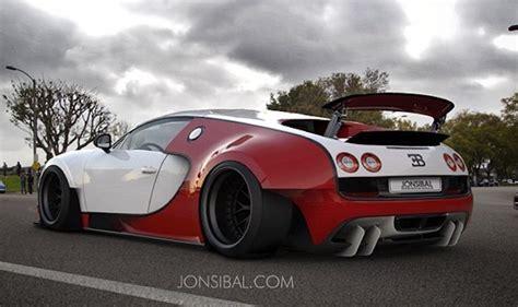 Bugatti Veyron Wide Body
