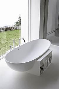 Bilder Freistehende Badewanne : freistehende ovale badewanne aus korakril egg by rexa design design imago design ~ Sanjose-hotels-ca.com Haus und Dekorationen