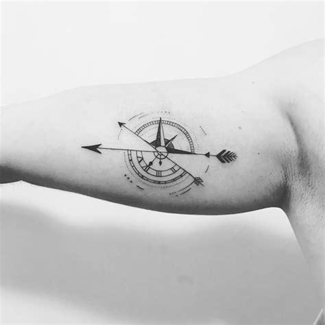 image result  geometric compass tattoo art