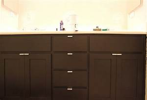 Refinish bathroom cabinets 28 images ideas refinishing for Bathroom cabinet resurfacing