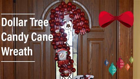 dollar tree diy dollar tree christmas candy cane wire