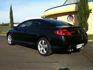 407 Coupé V6 Hdi : troc echange peugeot 407 coupe v6 hdi 2 7 noir cuir rouge sur france ~ Gottalentnigeria.com Avis de Voitures