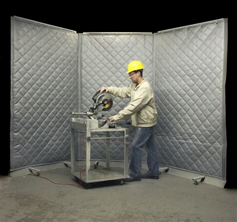 Noise Dening Curtains Industrial by 10 Great Benefits Provided By Sound Blocking Panels