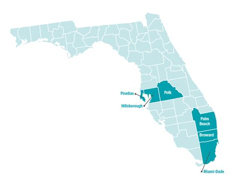 Instead, they have come up with a reasonable work around that entails affordable… Molina Medicare Service Map in the State of Florida