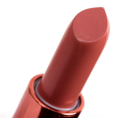 mac velvet teddy lipstick review swatches
