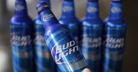 Bud Light - bud light apologizes for removing no label