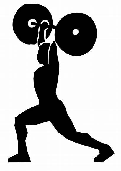 Weight Lifting Vector Clip Svg Come